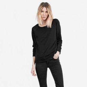 Everlane // the crew sweatshirt